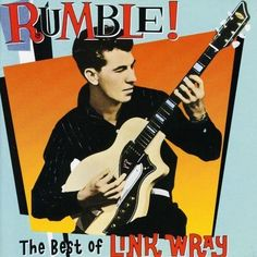 Link Wray, father of the power chord and that distorted guitar sound - Keith Richards, Jimmy Page and other greats have all said they took a lesson from how this guy did it! - BTW - Link Wray was born today in 1928 - he passed in 2005 Rock And Roll, Folk Rock, The Ventures, Cool Things To Buy, Good Things, Music School, Guitar Lessons, Music Albums, Musical