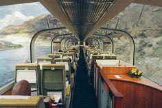 Riding Canada's Rocky Mountaineer Train - Gear Patrol