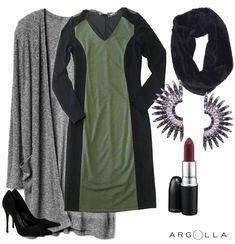 Miracle Dress p/ noites frias do Outono