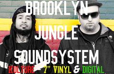 OUT NOW: BROOKLYN JUNGLE SOUNDSYSTEM / DUBMATIX