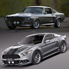 Ford Mustang Shelby GT500 Eleanor 1967. Ford Mustang Shelby GT500 Eleanor 2016