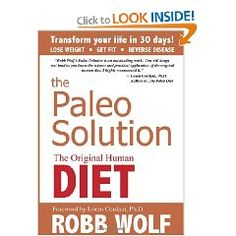 I've heard so much good stuff about the Paleo eating plans and how they help reduce diabetes risk, cancer risk and more.