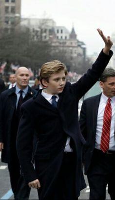 ♡ Our future President????