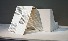 Louis Vuitton S/S 2014 - die-cut, damier, pattern