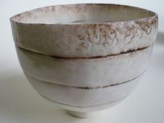 Woodfirer Gallery - pinched porcelain bowl