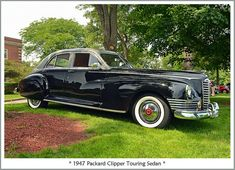 The vehicles of the Studebaker-Packard Corporation. (And other noteworthy classics) Vintage Cars, Antique Cars, Touring, Dream Cars, Classic Cars, Bike, Vehicles, Sketching, Trains
