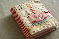 gorgeous and simple needle book #make #craft