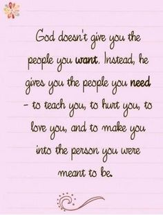 Wondered why some people came into my life...but they were put there for a reason. #peopleyouneed #28dot
