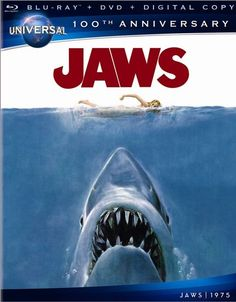 Jaws Blu-Ray Review & Podcast.