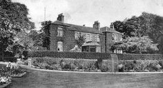 Tour Scotland Photographs: Old Photograph Lochiehead House Scotland