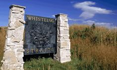 Whistling Straits Golf Course Logo