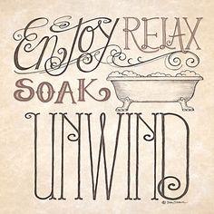 Soak & Unwind