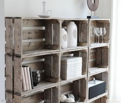 DIY shelf, Stylizimo...I need this in the kitchen...like...yesterday!