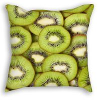 Kiwi Throw Pillow Kiwi, Throw Pillows, Prints, Cushions, Decorative Pillows, Decor Pillows, Pillows, Scatter Cushions