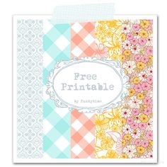 lovely collection of {free} printables  http://epherielldesigns.com/20-pretty-free-printables/comment-page-1#comment-96986