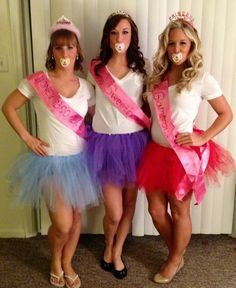 #Halloween #GroupCostumes #ToddlersInTiaras Visit the WiShi Halloween closet today and create your own! http://wishi.me/Halloween