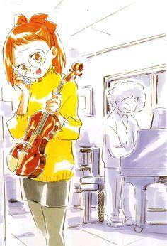 Ojamajo Doremi 16 ~ Umakoshi Yoshihiko Illustrations - Azuki