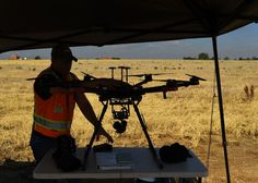 It's the Wild West for drones in Colorado, but experts are drafting guidelines for the revolutionary aircraft Rc Drone, Drones, Land Surveyors, Old Maps, Revolutionaries, Wild West, Geography, Landing, Everything