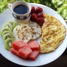 Quick Healthy Breakfast, Health Breakfast, Breakfast Recipes, Breakfast Ideas, Healthy Foods To Eat, Healthy Eating, Healthy Recipes, Healthy Drinks, Healthy Life