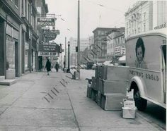 Howard Street 1943