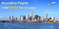 cheap airfare deals, find the best travel deals online flight airplane tickets under $150...