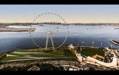 New York's Mayor Unveils Plans To Build World's Tallest Ferris Wheel