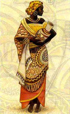 African Girl, African Beauty, African Women, African Fashion, Black Art Painting, Black Artwork, African Quilts, African Art Paintings, Mexico Art