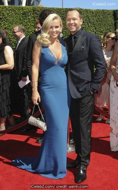 Donnie Wahlberg The Creative Arts Emmy 2014 arrivals http://icelebz.com/events/the_creative_arts_emmy_2014_arrivals/photo21.html
