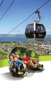 The Rotorua Luge, Skyrides and Skyswing A Must Do for Kiwis. Virtual Travel, Travel 2017, New Zealand Holidays, Good Grammar, Living In New Zealand, Luge, Adventure Activities, The Beautiful Country, His Travel