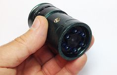 New Device Turns Your Phone Into a Nightvision Paranormal Investigation Tool