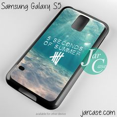 5 seconds of summer logo Phone case for samsung galaxy S3/S4/S5