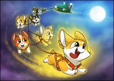 Ichabod the Optimistic Canine :: The Brightest Corgi of Them All | Tapastic Comics - image 11