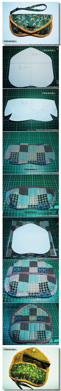 DIY Sunglasses Bag DIY Projects