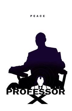 Professor X (X-Men): Peace by Steve Garcia (Marvel) Comic Movies, Comic Book Characters, Comic Book Heroes, Marvel Characters, Comic Character, Comic Books Art, Charles Xavier, Francis Xavier, Hq Marvel
