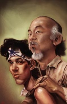 ~ 'The Karate Kid'
