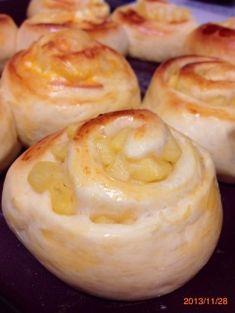 とっても美味しい♡りんごぱん レシピ・作り方 by dokinchan717 楽天レシピ