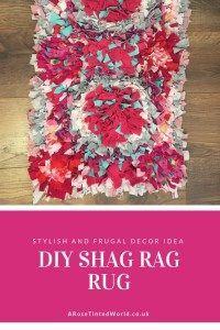 Making A Rag Rug Rugs Kids
