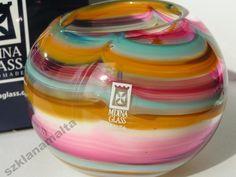 Świeca zapachowa rękodzieło Mdina Glass