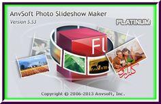 لعمل شرائح متحركه مع الصوت AnvSoft Photo Slideshow Maker Platinum 5.53   عمر…