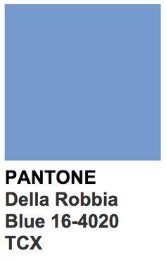Pantone 16-4020 TCX Della Robbia Blue Pantone Blue, Pantone Colour Palettes, Pantone Color, Art Furniture, Iphone Wallpaper Images, Mood And Tone, Little Boy Blue, Pallet Painting, Blue Bonnets