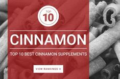 Best Cinnamon Supplement