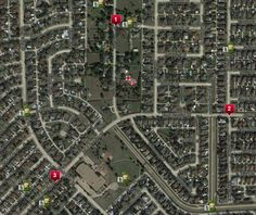 Thinking about your neighborhood from a #tactical perspective