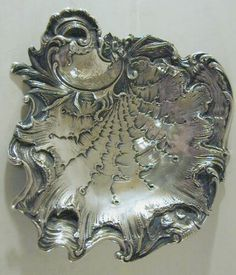 Silverware from the Belgian Workshop Wolfers Freres in the Belle Epoque Period, breath taking!