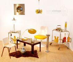 créez une ambiance vintage stylée et surprenante - lucinevintage.com