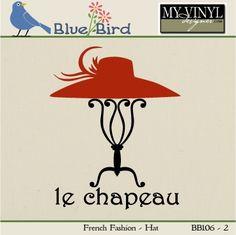 DIGITAL DOWNLOAD ... France Vector in AI, EPS, GSD, & SVG formats @ My Vinyl Designer #myvinyldesigner #bluebird
