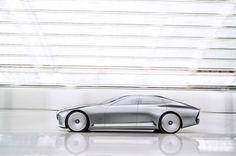 Mercedes nya konceptbil IAA är en Transformer. Kan ändra form för att maximera luftflödet | Feber / Bil