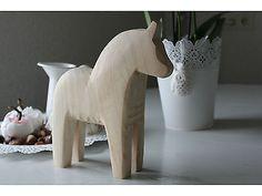 Ikea-Dala-Pferd-FINANSIELL-Dalarnapferd-Deko-Holzpferd-natur