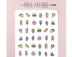 One 3 x 4 temporary tattoo sheet - Printed with vegetable inks, safe for all ages - Tattoo instructions printed on back of tattoo paper - Made in USA