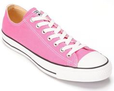 Converse Chuck Talyor Ox All Star Pink Sneakers Shoes Mens 8 Womens 10 NEW M9007 #Converse #Athletic