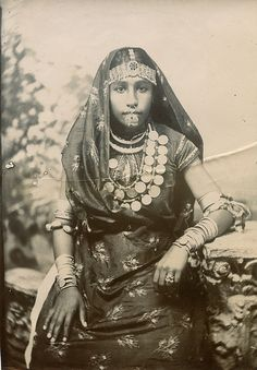 W.H. Whiteman - Coolie Woman, Trinidad
